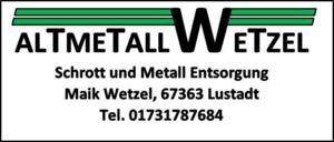 Maik Wetzel, Lustadt
